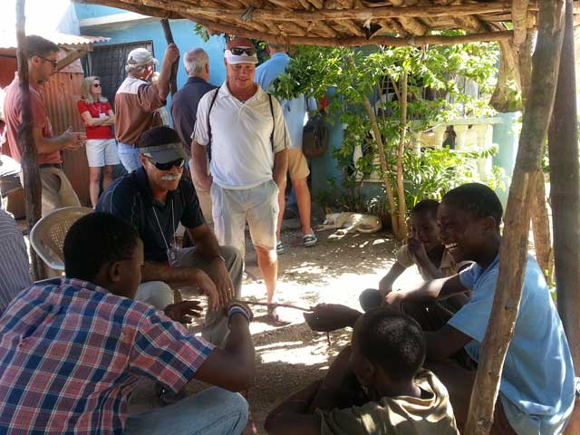 Micro finance in the Dominican Republic with Hope International