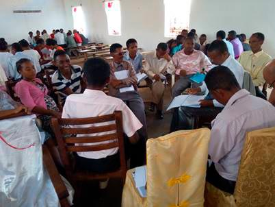 Pastoral training expands in Ambovombe, Madagascar